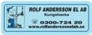 Rolf Andersson EL AB