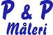 P & P Måleri