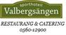 Valbergsängens sportrestaurang