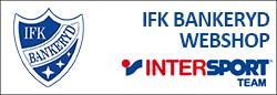 IFK Bankeryd Webshop - Föreningskläder