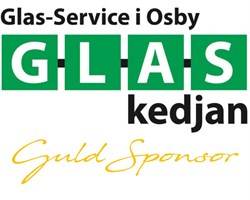 Glasservice guldsponsor