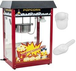 Popcorn och sockervadd - maskiner att hyra