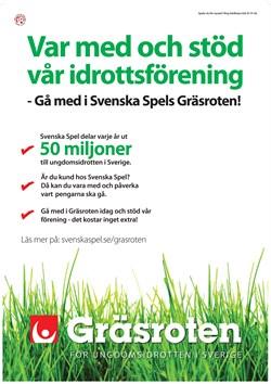 Svenska spel (Gräsroten)