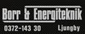 Borr & Energiteknik Ljungby