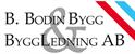 B Bodin Bygg & Byggledning