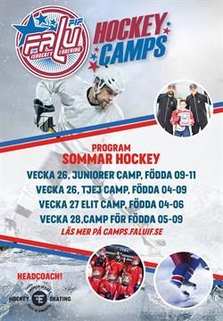 Falu IFs Hockeycamps 2019