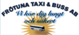 Frötuna Taxi & Buss AB