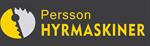 Persson Hyrmaskiner AB