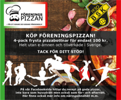 FöreningsPizza