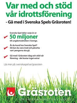 Svenska Spel Gräsroten