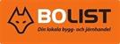 Fjugesta Järn & färghandel BOLIST