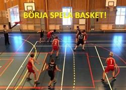 Börja spela Basket