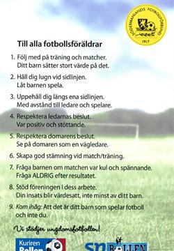 Fotbollsförälder