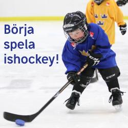 Börja spela ishockey!