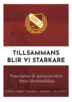 TILLSAMMANS BLIR VI STARKARE