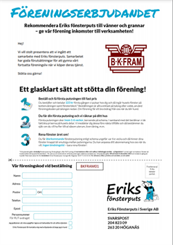 Eriks Fönsterputs