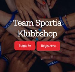Team Sportia Klubbshop
